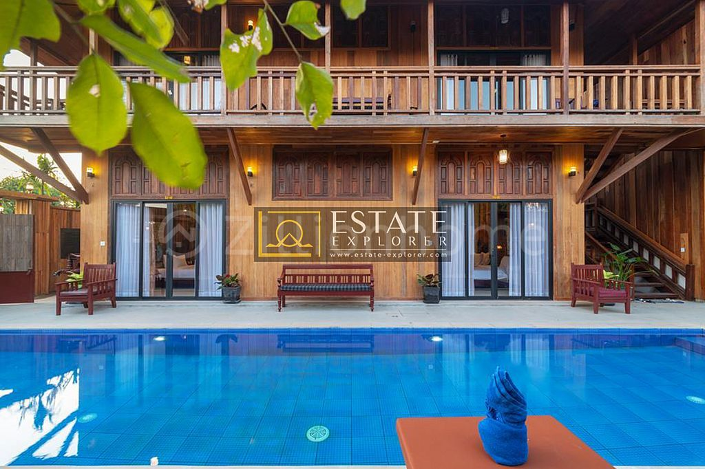 Hotel for sale in Siem Reap