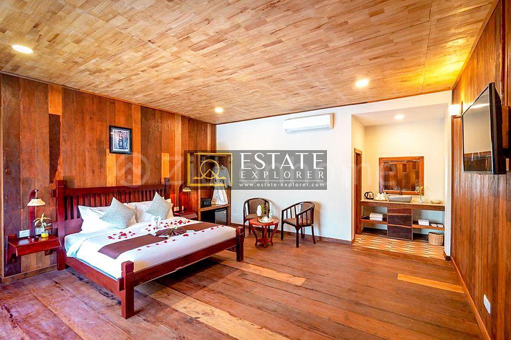 Hotel for sale in Siem Reap