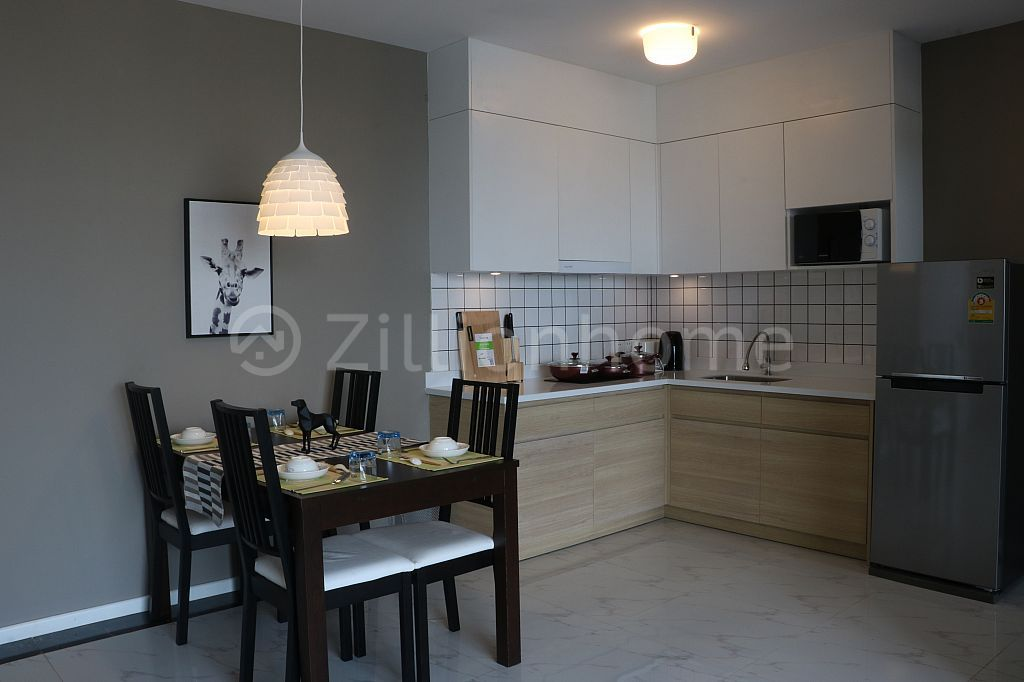 One-Bedrooms (103sqm) are Available for rent now in BKK1 !!!