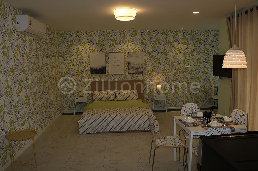 Studio Rooms (55sqm) are Available for rent now in BKK1 !!!