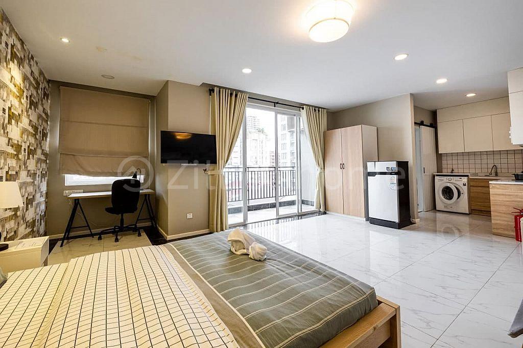 Studio Apartment at BKK1 with 55sqm