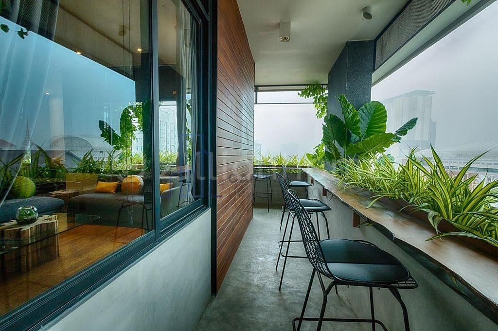 2BR - Serviced Apt For Rent In Tonle Bassac