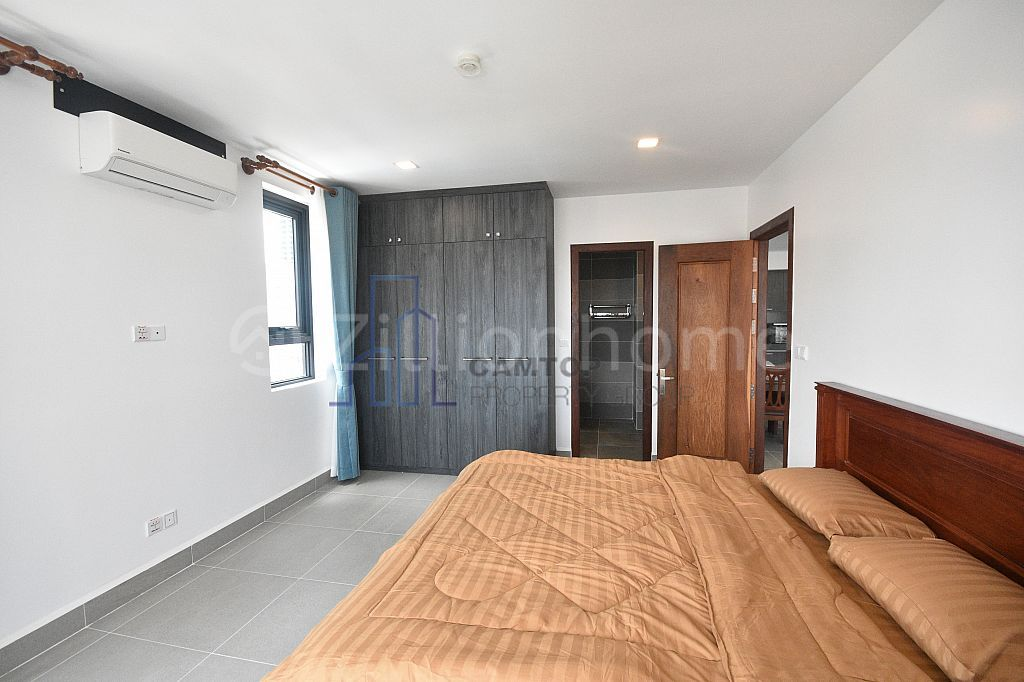 Brand New 2 Bedrooms Apartment For Rent   Russian Market - Phnom Penh
