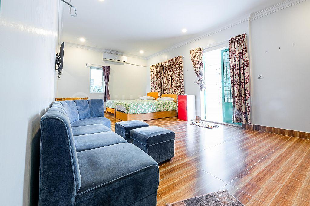 Apartment for rent in Tonle Bassac